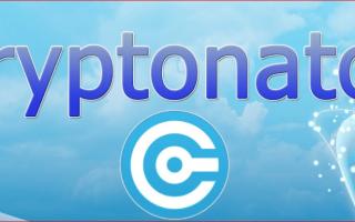 Кошелек Cryptonator — обзор и отзывы