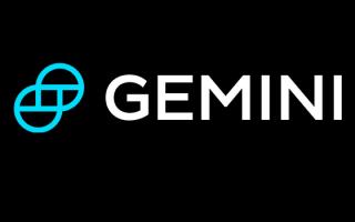 Gemini — обзор биржи криптовалют